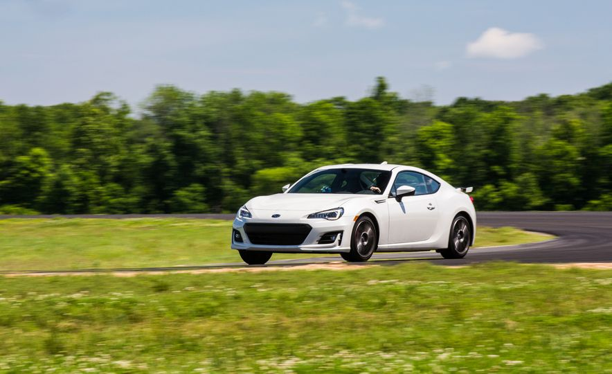 2017 Subaru BRZ with Performance Package - Slide 16