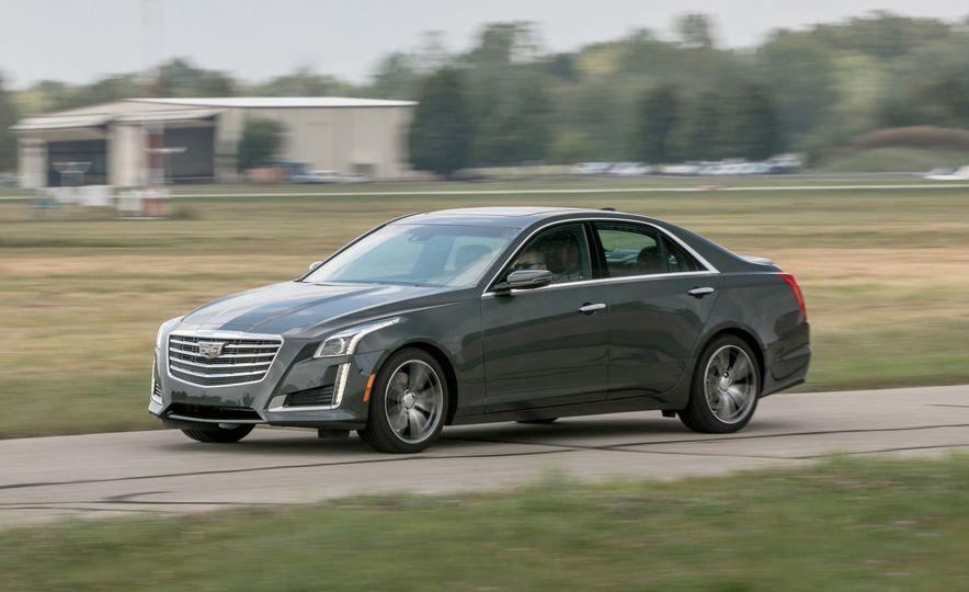 2017 Cadillac CTS RWD 3.6L - Slide 1