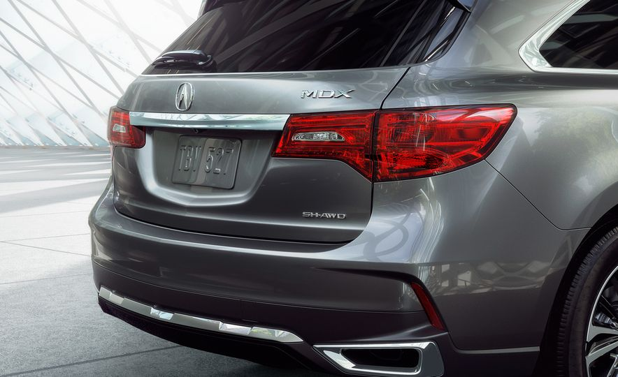 2018 Acura MDX - Slide 15