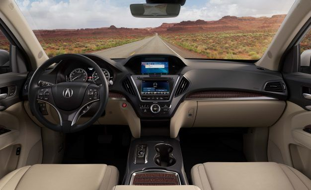 View 28 Photos 2018 Acura Mdx
