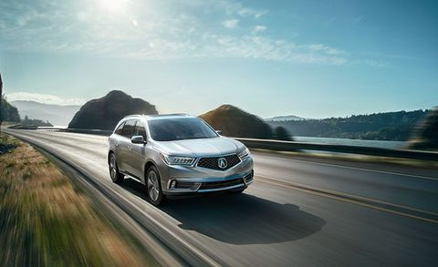 Finally 2018 Acura Mdx Adds Apple Carplay And Android Auto News
