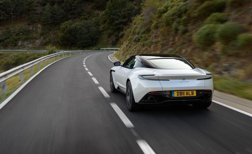2018 Aston Martin DB11 V-8 - Slide 2