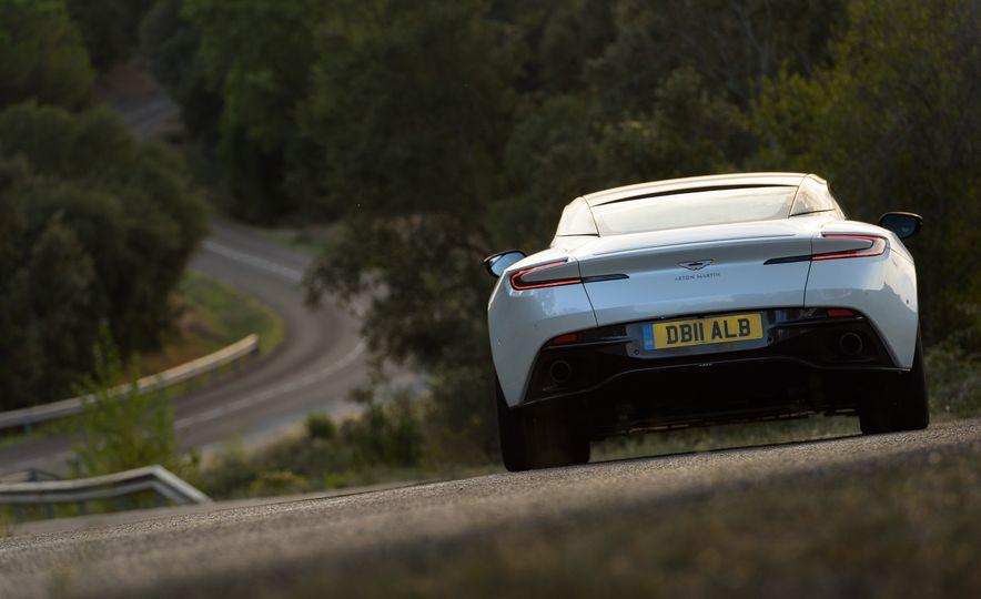 2018 Aston Martin DB11 V-8 - Slide 11