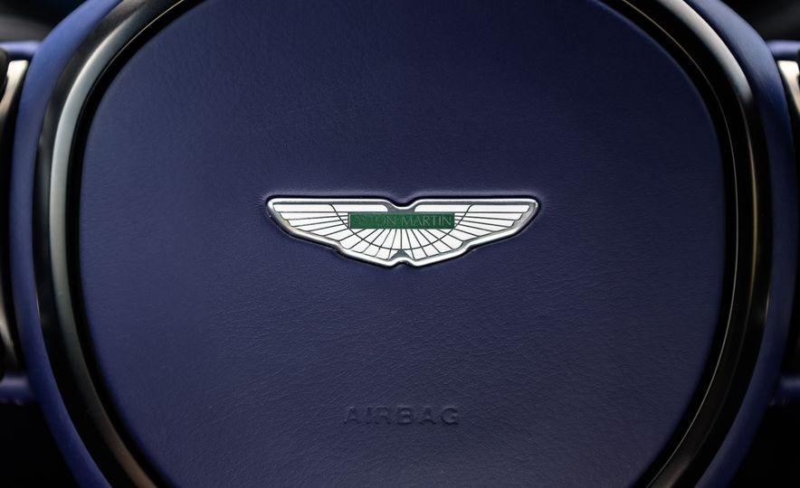 2018 Aston Martin DB11 V-8 - Slide 43