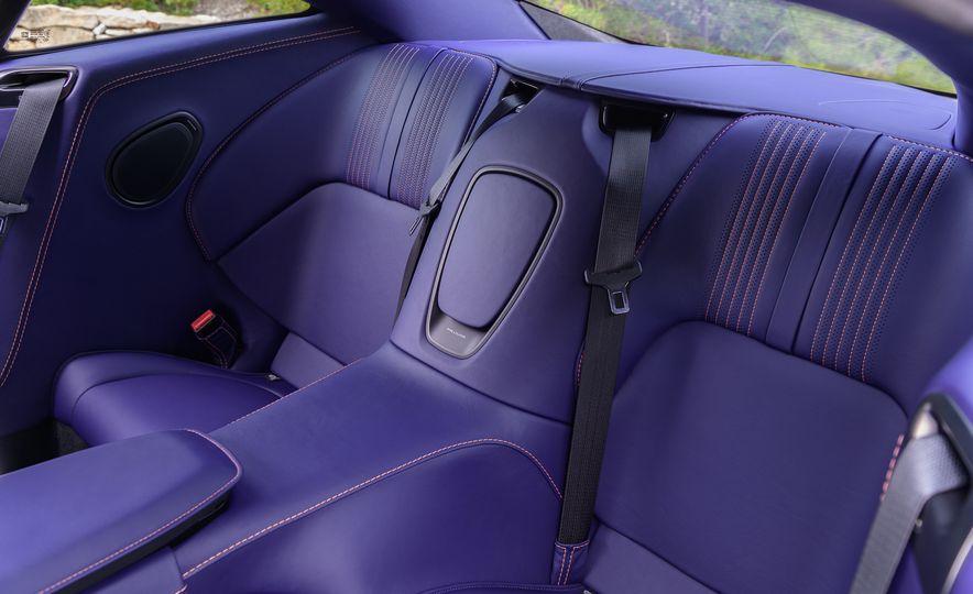 2018 Aston Martin DB11 V-8 - Slide 50
