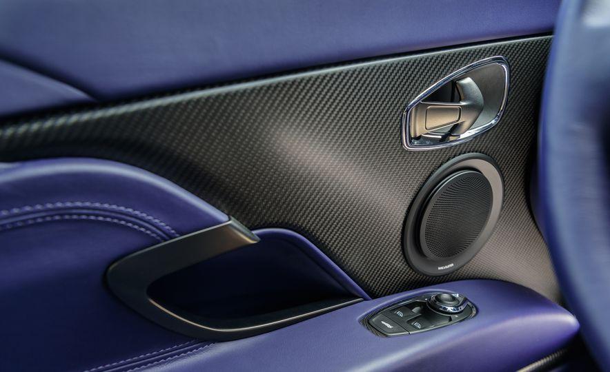 2018 Aston Martin DB11 V-8 - Slide 54