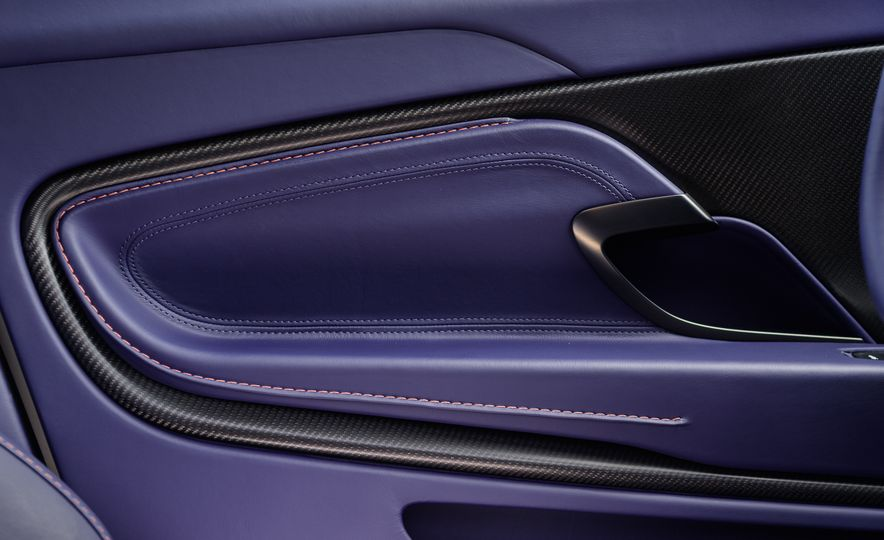 2018 Aston Martin DB11 V-8 - Slide 55