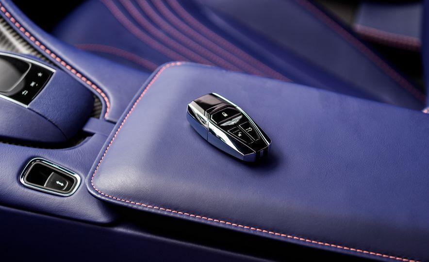 2018 Aston Martin DB11 V-8 - Slide 58