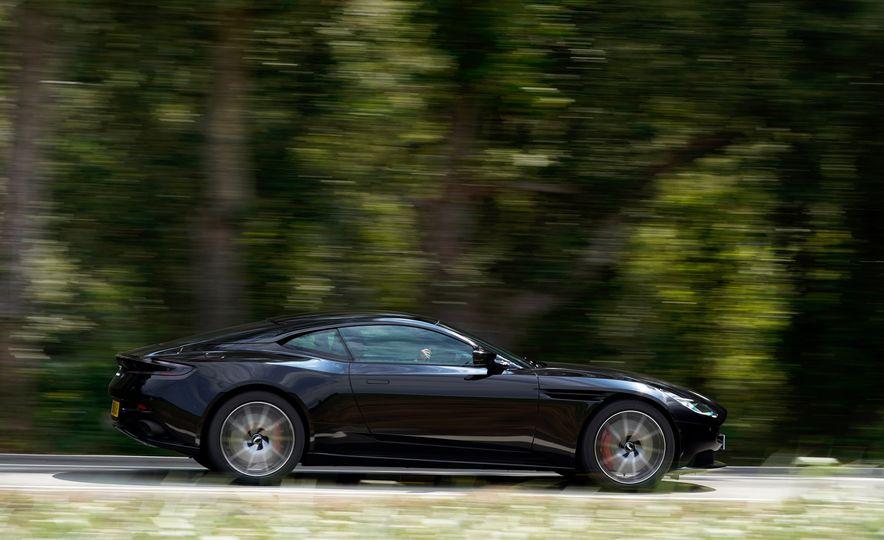2018 Aston Martin DB11 V-8 - Slide 66