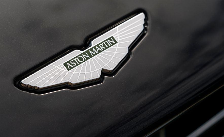 2018 Aston Martin DB11 V-8 - Slide 75