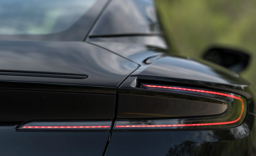 2018 Aston Martin DB11 V-8 - Slide 80