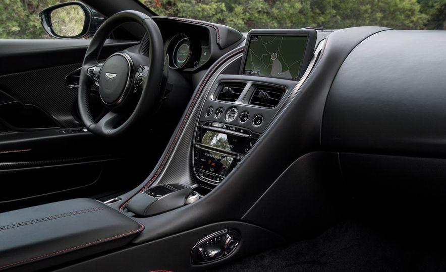 2018 Aston Martin DB11 V-8 - Slide 83
