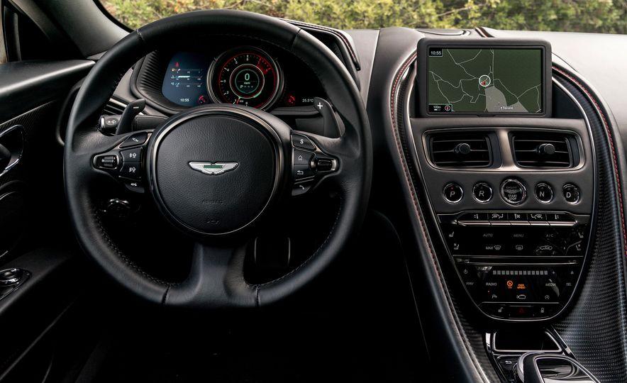2018 Aston Martin DB11 V-8 - Slide 84