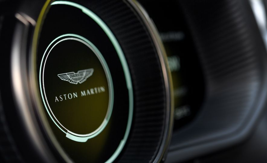 2018 Aston Martin DB11 V-8 - Slide 85