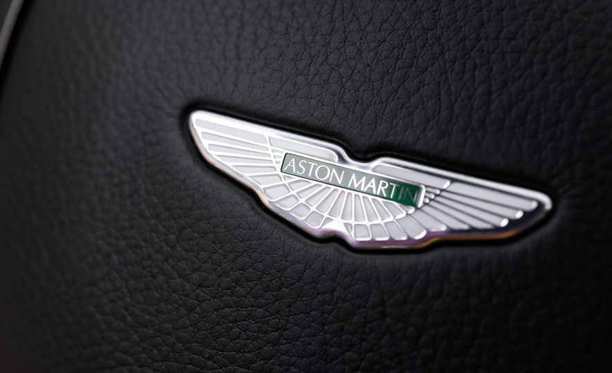 2018 Aston Martin DB11 V-8 - Slide 91