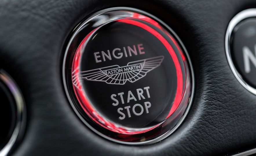 2018 Aston Martin DB11 V-8 - Slide 94