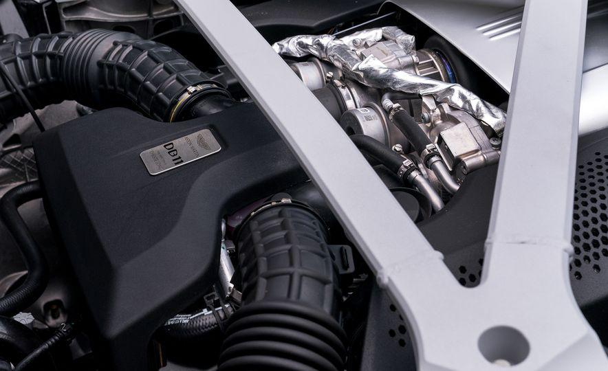 2018 Aston Martin DB11 V-8 - Slide 105