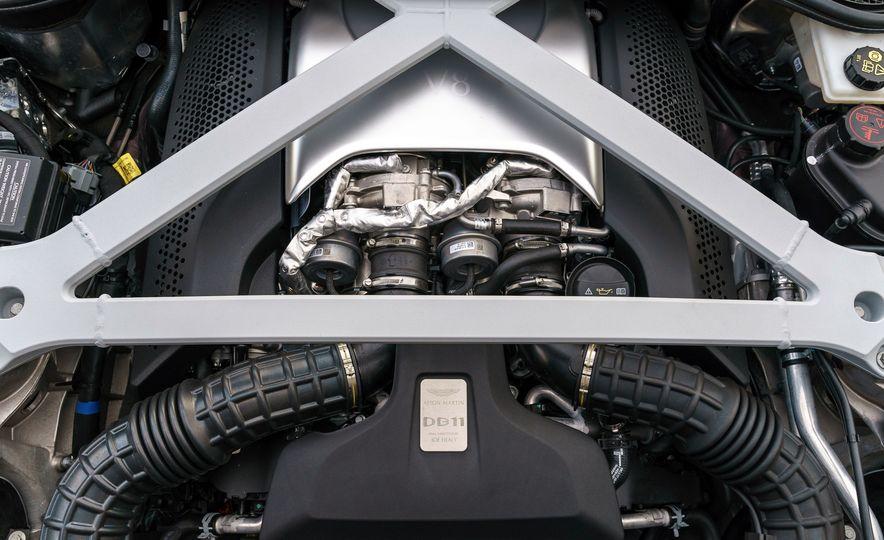 2018 Aston Martin DB11 V-8 - Slide 106