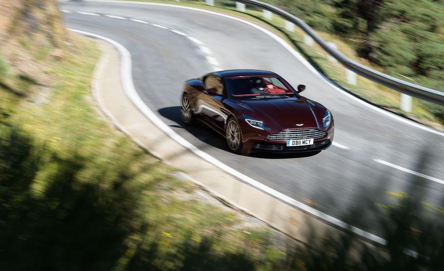 2018 Aston Martin DB11 V-8 - Slide 115