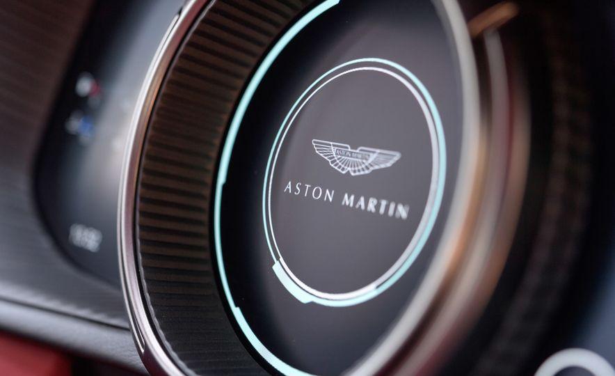 2018 Aston Martin DB11 V-8 - Slide 130