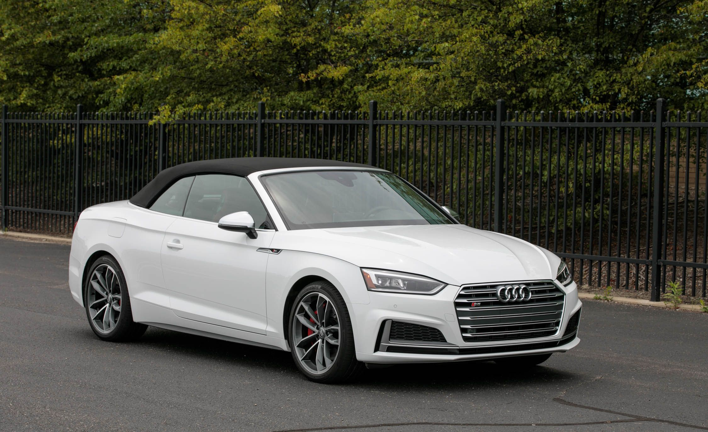2019 Audi S5 Reviews Audi S5 Price Photos And Specs Car And Driver