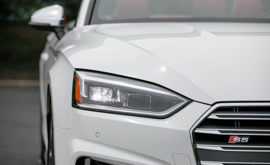 2018 Audi S5 Cabriolet - Slide 55