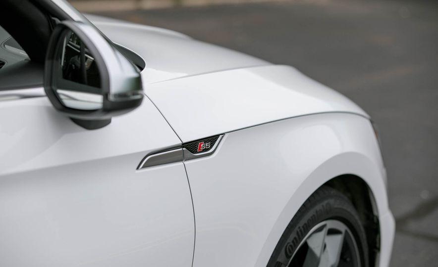 2018 Audi S5 Cabriolet - Slide 59