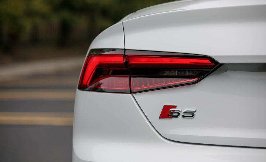 2018 Audi S5 Cabriolet - Slide 61