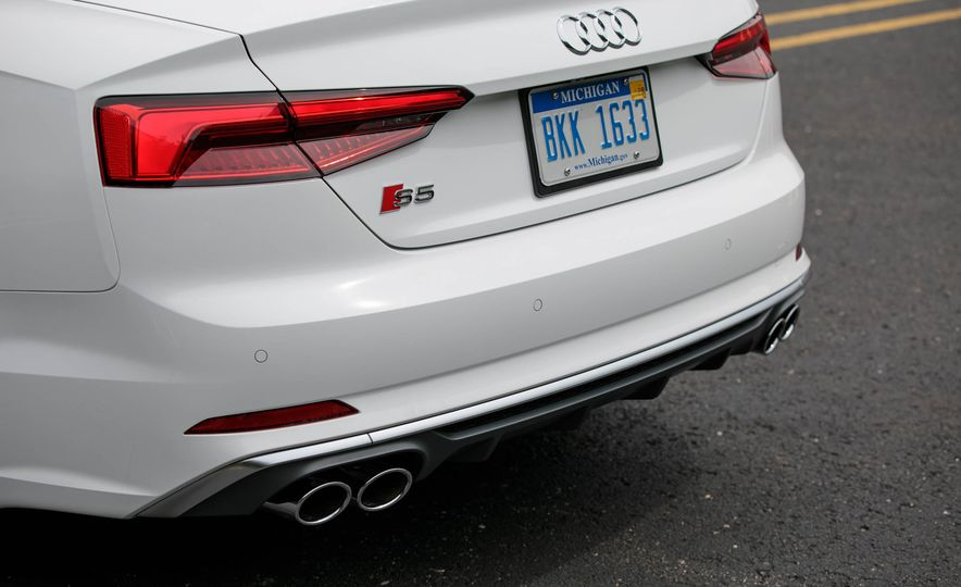 2018 Audi S5 Cabriolet - Slide 64