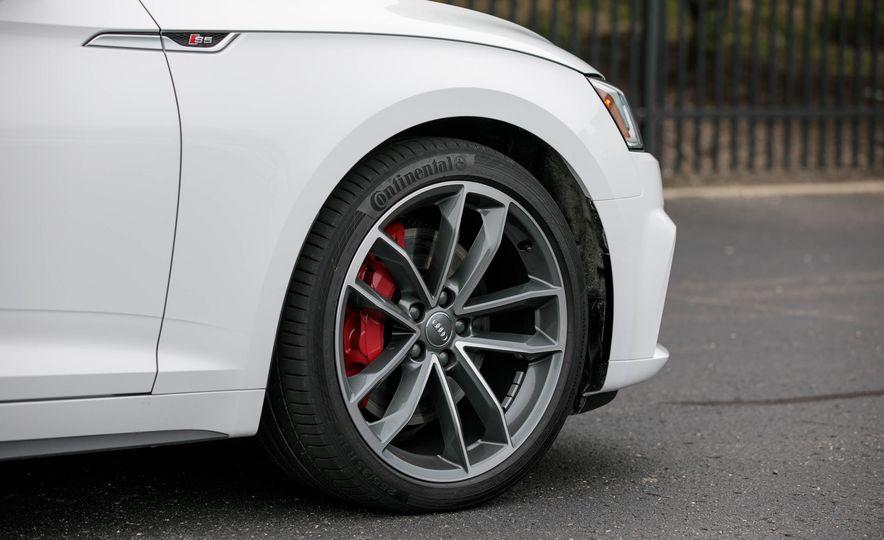 2018 Audi S5 Cabriolet - Slide 65