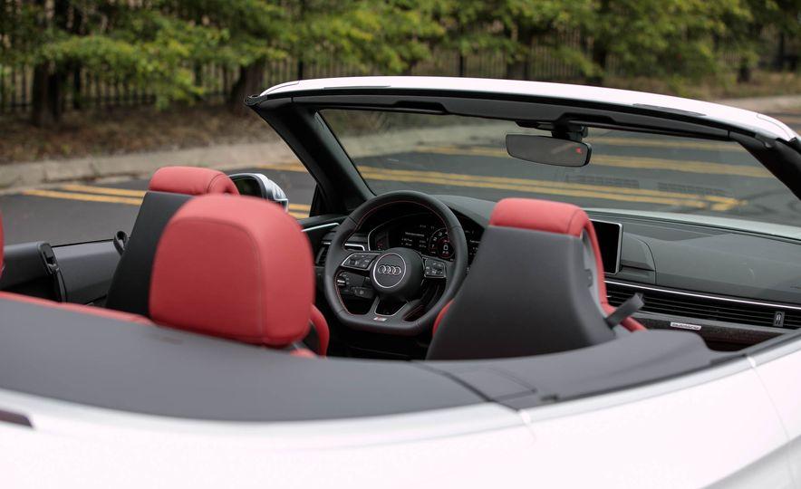 2018 Audi S5 Cabriolet - Slide 67
