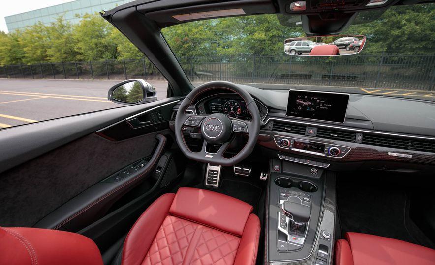 2018 Audi S5 Cabriolet - Slide 68
