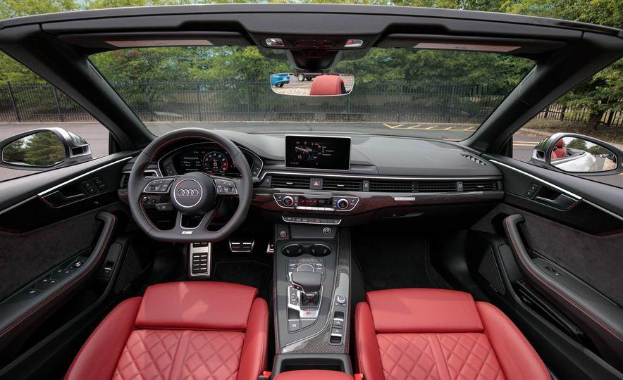 2018 Audi S5 Cabriolet - Slide 69