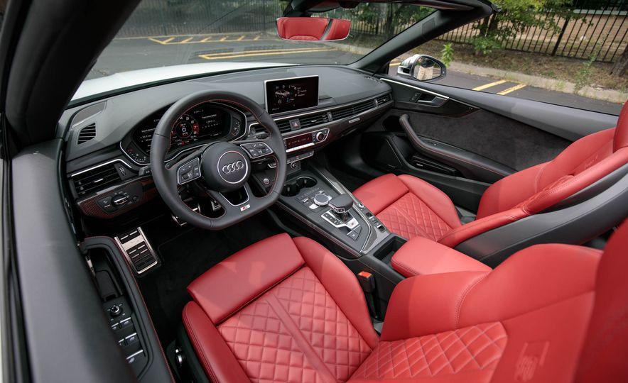 2018 Audi S5 Cabriolet - Slide 70