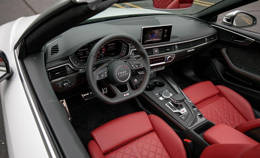 2018 Audi S5 Cabriolet - Slide 71