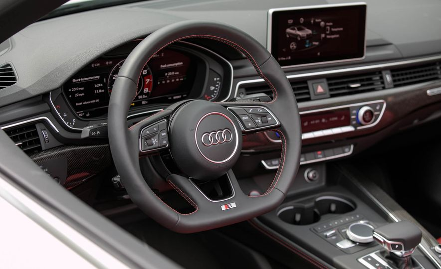 2018 Audi S5 Cabriolet - Slide 72