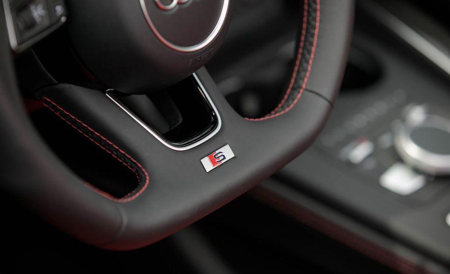 2018 Audi S5 Cabriolet - Slide 74