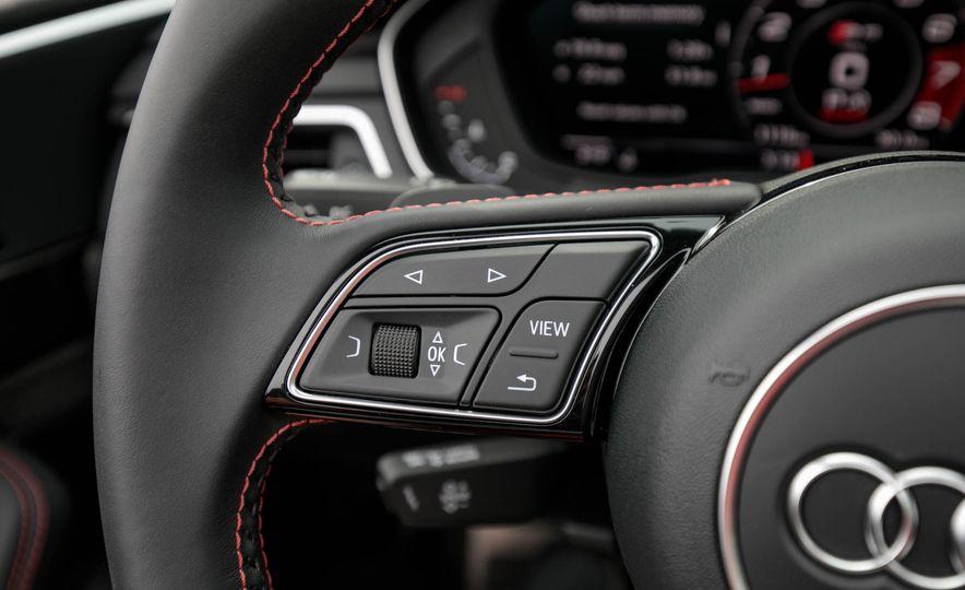 2018 Audi S5 Cabriolet - Slide 75