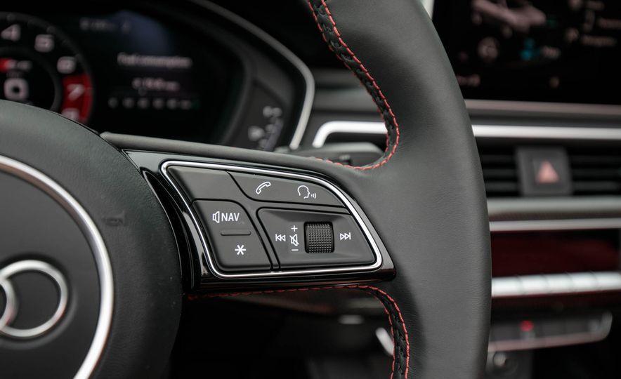 2018 Audi S5 Cabriolet - Slide 78