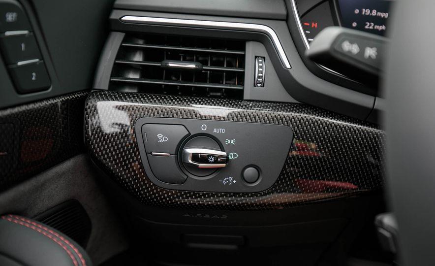 2018 Audi S5 Cabriolet - Slide 80