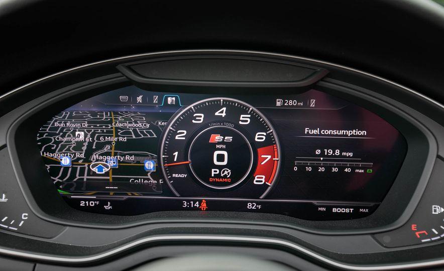 2018 Audi S5 Cabriolet - Slide 82
