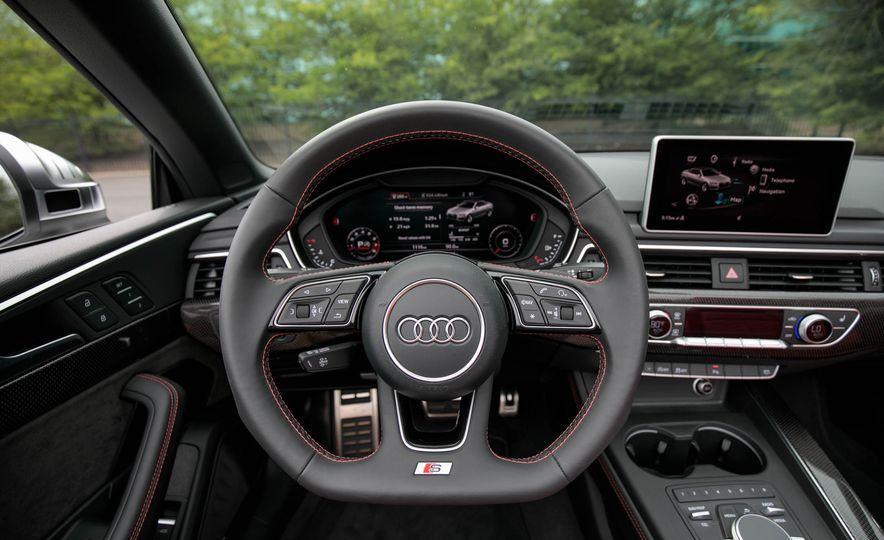 2018 Audi S5 Cabriolet - Slide 84