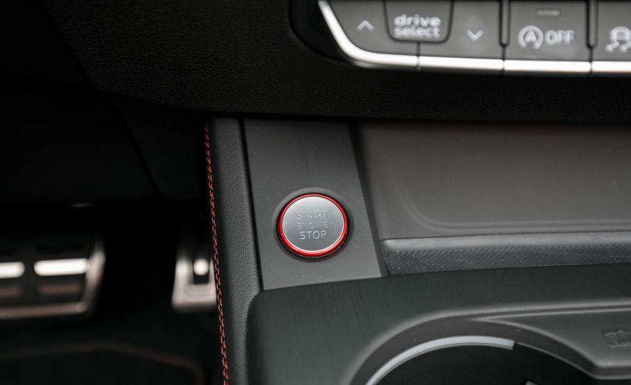 2018 Audi S5 Cabriolet - Slide 89