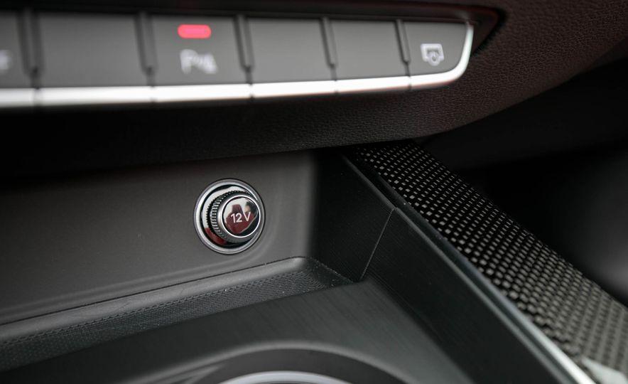 2018 Audi S5 Cabriolet - Slide 90