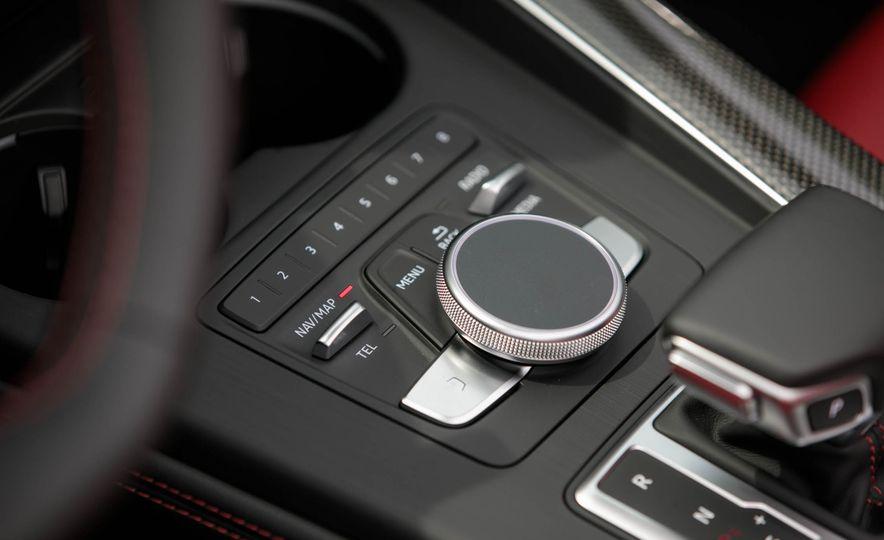 2018 Audi S5 Cabriolet - Slide 91