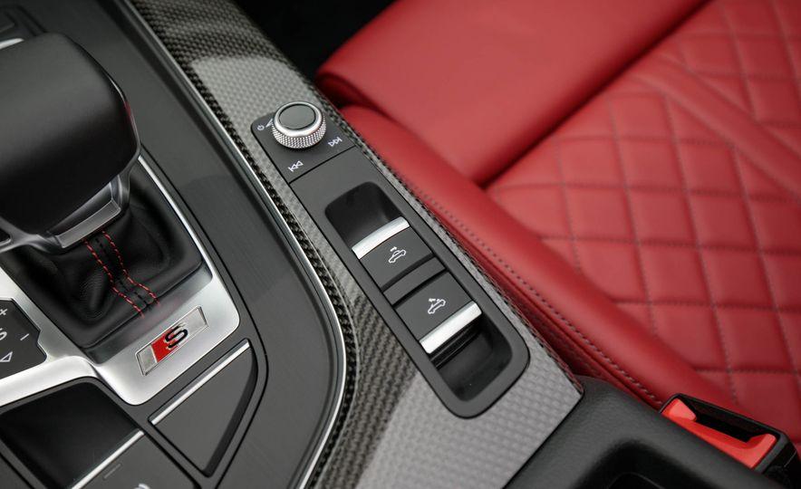 2018 Audi S5 Cabriolet - Slide 93
