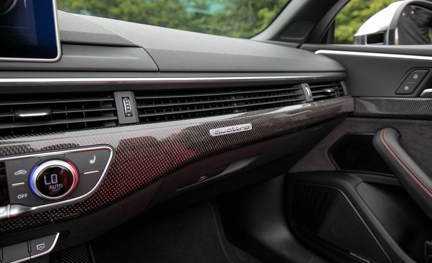 2018 Audi S5 Cabriolet - Slide 96
