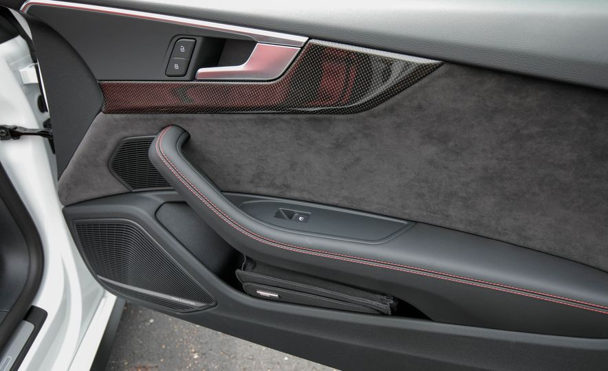 2018 Audi S5 Cabriolet - Slide 98