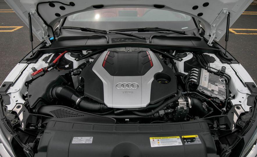 2018 Audi S5 Cabriolet - Slide 117