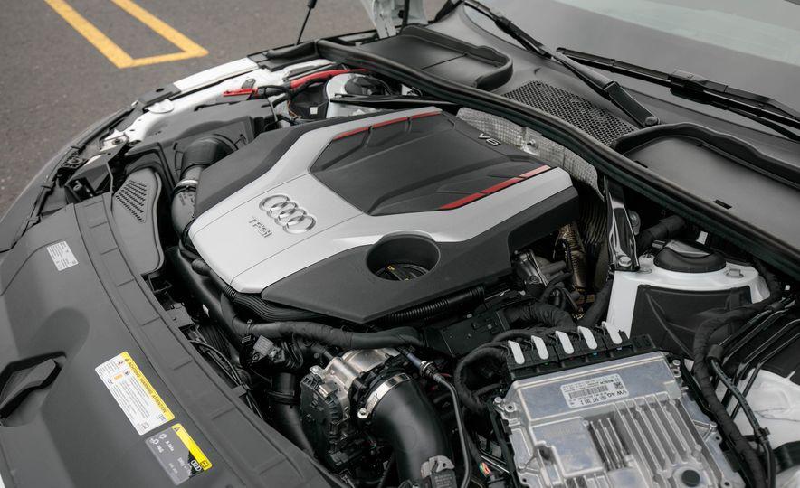 2018 Audi S5 Cabriolet - Slide 118